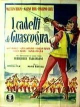 I cadetti di Guascogna: la locandina del film