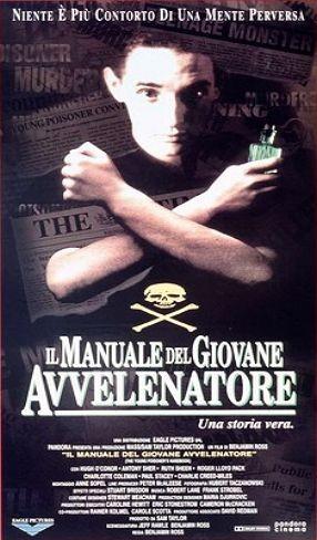 Il manuale del giovane avvelenatore: la locandina del film