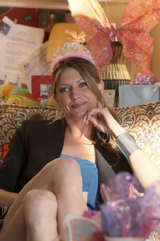Mistresses: Jes Macallan in una scena della serie ABC