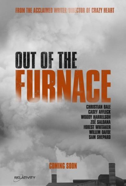 Out of the Furnace: la locandina