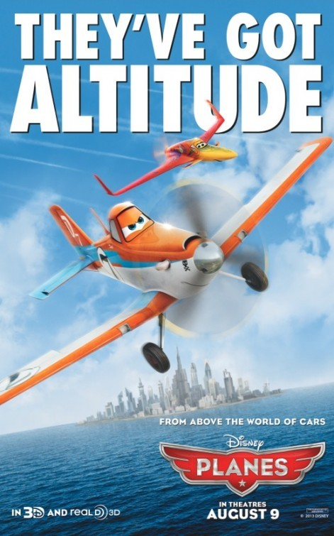 Planes: character poster 1
