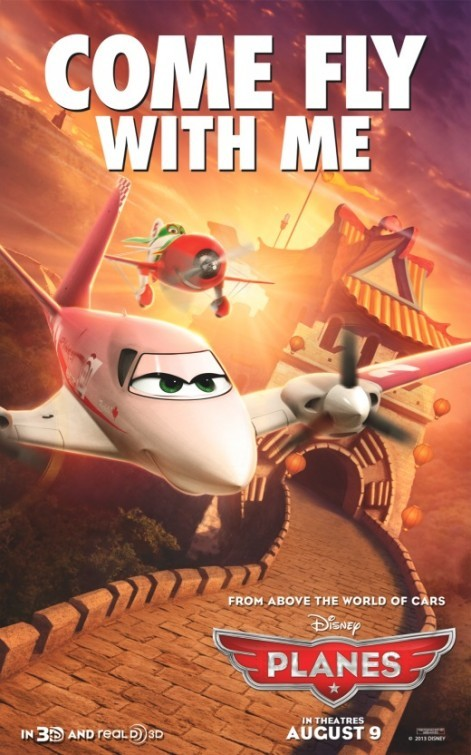 Planes: character poster 2
