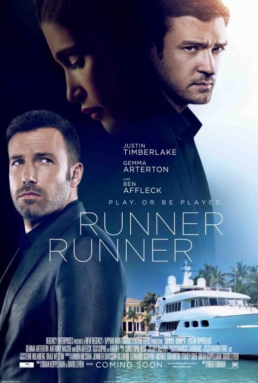Runner, Runner: nuovo poster