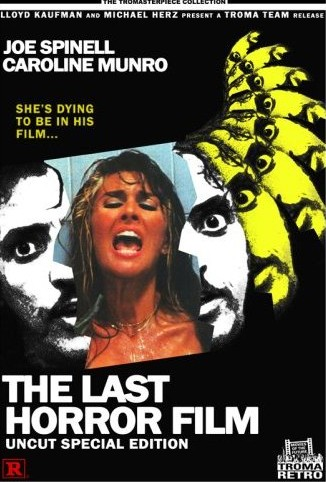 The Last Horror Film: la locandina del film