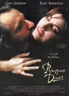 Un amore a Praga: la locandina del film