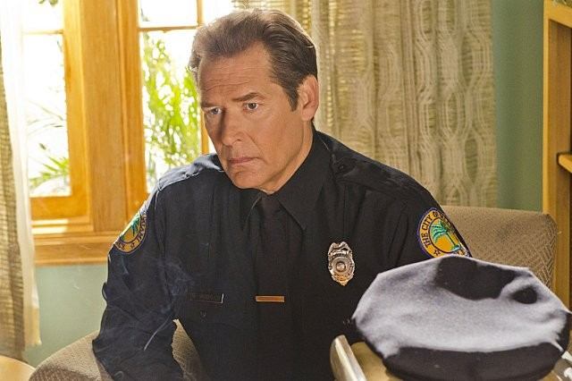 Dexter: James Remar nell'episodio Every Silver Lining