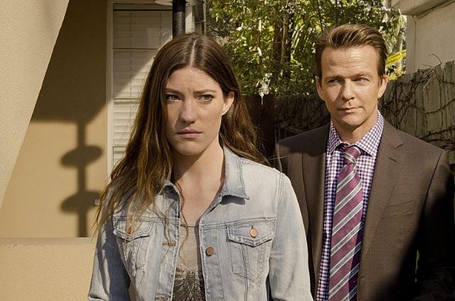 Dexter: Jennifer Carpenter e Sean Patrick nell'episodio Every Silver Lining
