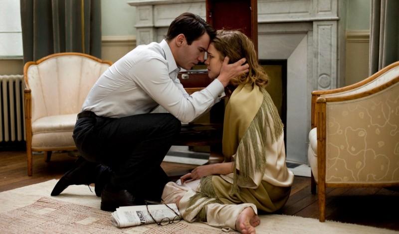 Jonathan Rhys Meyers e Natalia Vodianova in Belle du Seigneur