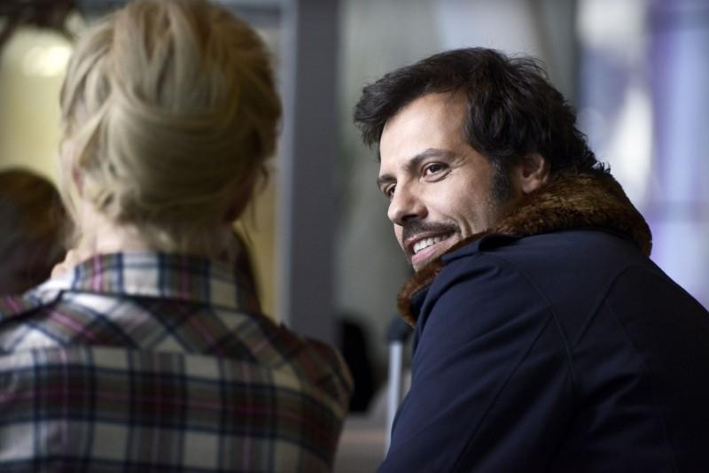 Les beaux jours: Laurent Lafitte in una scena