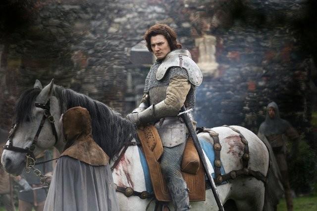 The White Queen: Aneurin Barnard nella serie Starz