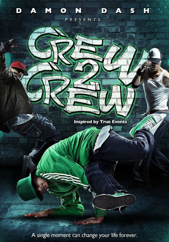 Crew2Crew - A un passo dal sogno: un altro poster internazionale del film