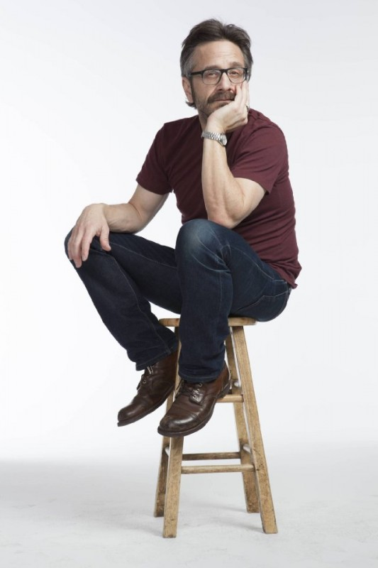 Maron: Marc Maron in una foto promozionale della serie