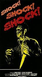 Shock! Shock! Shock!: la locandina del film