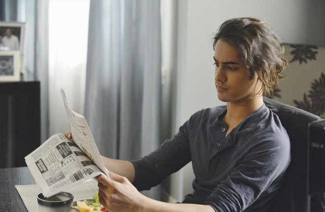Twisted: Avan Jogia in una scena dell'episodio Grief is a Five-Letter-Word