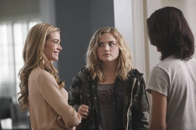 Twisted: Denise Richards, Avan Jogia e Maddie Hasson nel pilot della serie