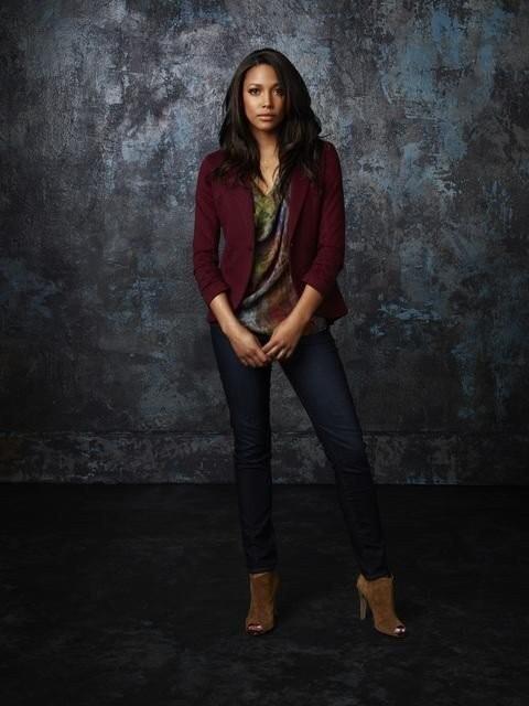 Twisted: Kylie Bunbury in una immagine promozionale della serie