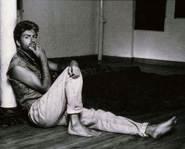 George Michael negli anni '80