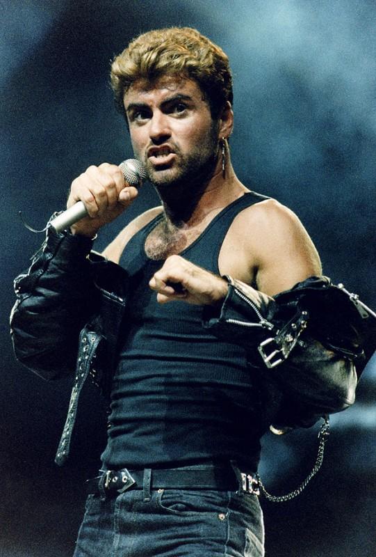 George Michael negli anni Ottanta