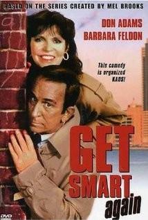 Get Smart, Again!: la locandina del film
