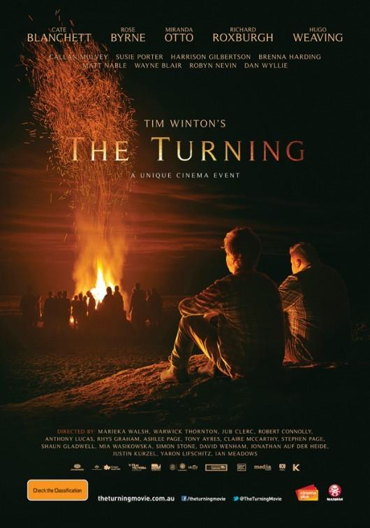 The Turning: la locandina del film