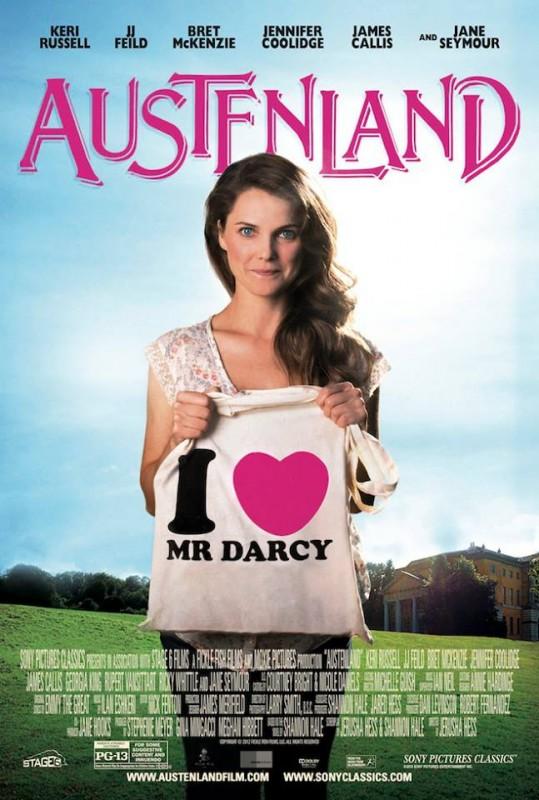 Austenland: la locandina del film