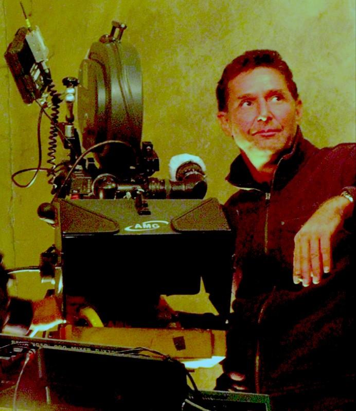 Basilicata Coast to Coast, Fabio Olmi sul set del film