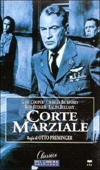 Corte marziale: la locandina del film