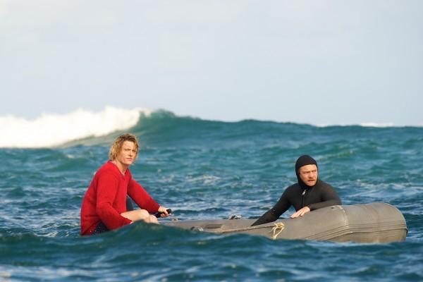 Drift: Sam Worthington e Myles Pollard in alto mare