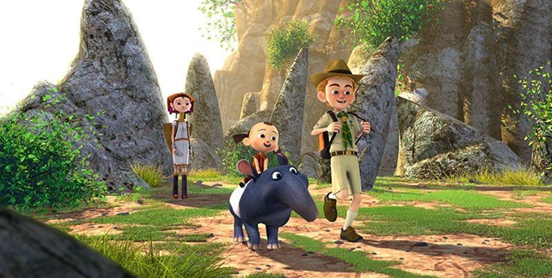Eco Planet - Un pianeta da salvare: Jorpe, Norva e Sam tentano di salvare il mondo