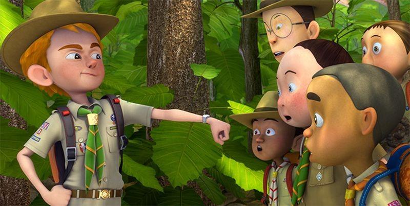 Eco Planet - Un pianeta da salvare: un'immagine del film animato