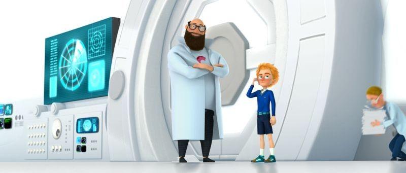 Eco Planet - Un pianeta da salvare: un'immagine tratta dal film animato
