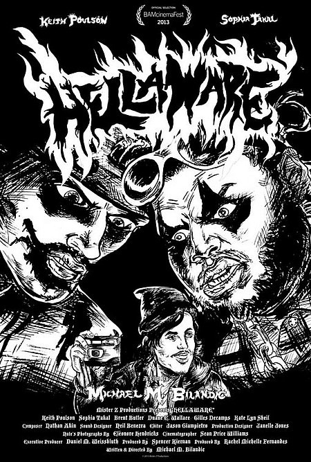 Hellaware: la locandina del film