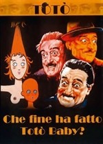 La copertina di Che fine ha fatto Totò Baby (dvd)