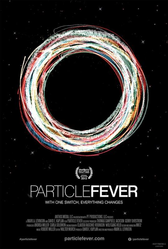 Particle Fever: la locandina del film