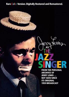 The Jazz Singer: la locandina del film