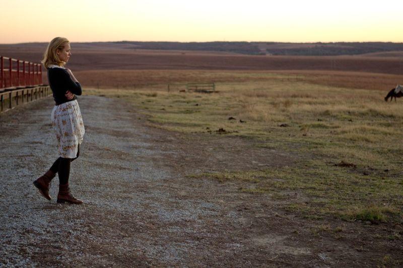 To the wonder: Rachel McAdams in una bella scena del film