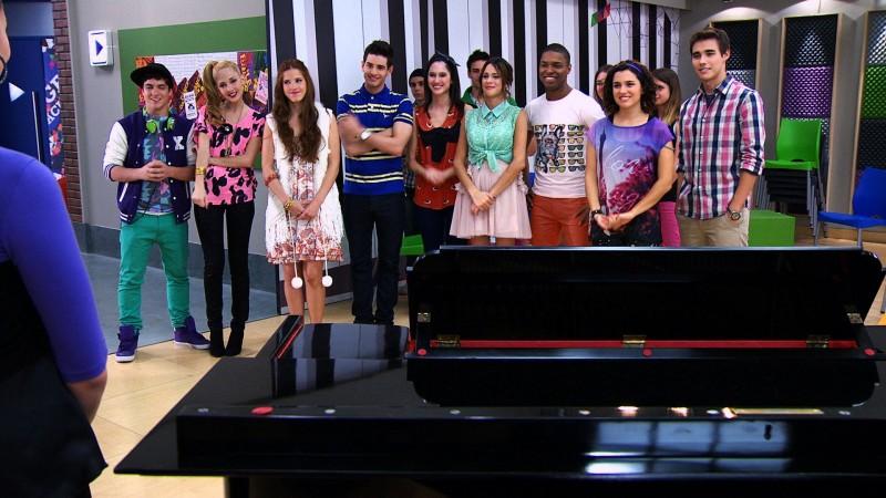Violetta: una foto di scena del secondo episodio della stagione 2