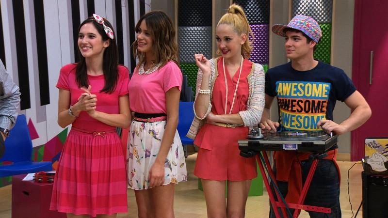 Violetta: una scena del primo episodio della stagione 2
