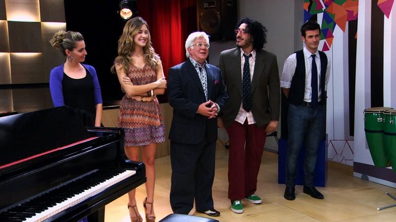 Violetta: una scena del secondo episodio della stagione 2