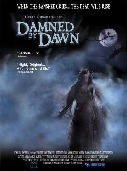 Damned by Dawn: la locandina