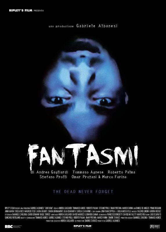 Fantasmi - Italian Ghost Stories: la locandina