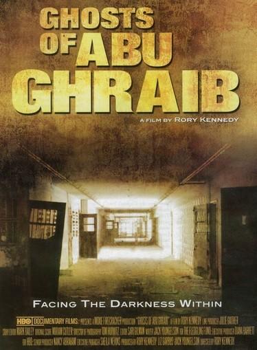 Ghosts of Abu Ghraib: la locandina del film