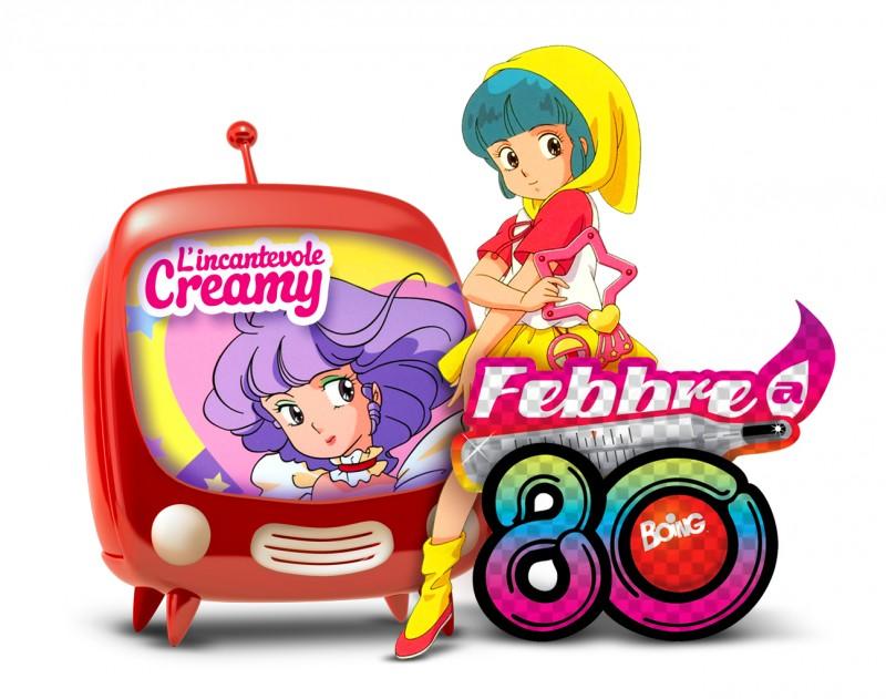 L'incantevole Creamy - una immagine promo della serie di Boing TV