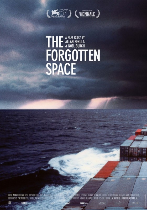 The Forgotten Space: la locandina del film
