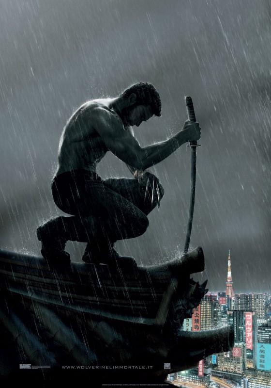 Wolverine: nuovo teaser poster italiano del film