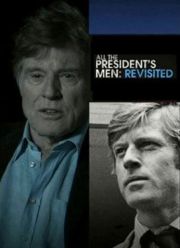 All the President's Men Revisited: la locandina del film