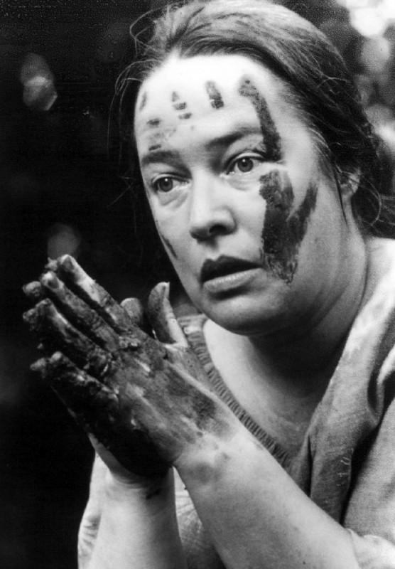Kathy Bates in Giocando nei campi del signore