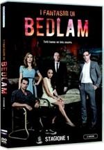 La copertina di I fantasmi di Bedlam - Stagione 1 (dvd)
