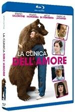 La copertina di La clinica dell'amore (blu-ray)