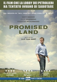La copertina di Promised Land (dvd)